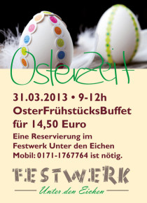 Osterbuffet