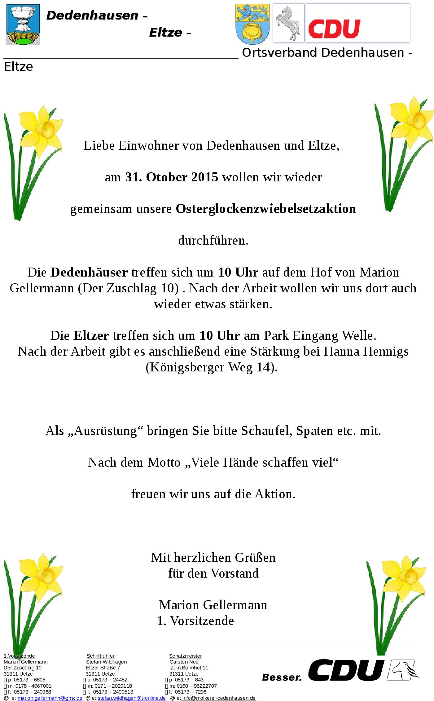 Osterglocken-2015-Bürger